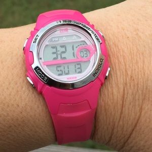 Timex 1440 Sports watch bright pink